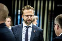 <p>Kommunalminister Nikolai Astrup (H) og KS-leder Bjørn Arild Gram (t.h.) er uenige om virkelighetsbeskrivelsen av kommuneøkonomien.</p>