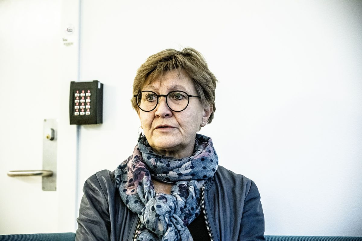 Leder Mette Nord i Fagforbundet har engasjert seg i saken til de 22 omsorgsarbeiderne som fikk medhold i søksmålet sitt mot Stendi i Borgarting lagmannsrett.