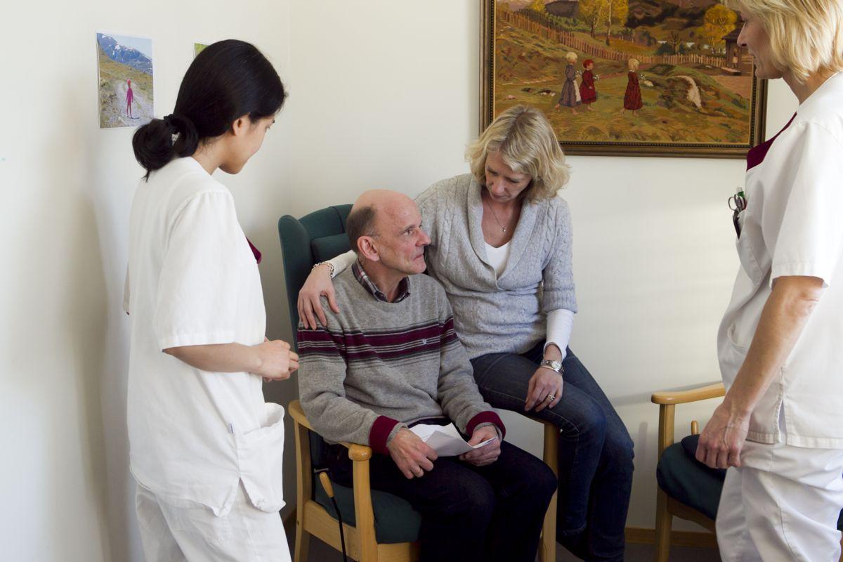 Sjelden eller aldri kommer resultatene fra spørreundersøkelser tilbake til tjenesteutøverne og pasientene, eller blir brukt til konkret forbedringsarbeid, skriver Kenneth Ledang.