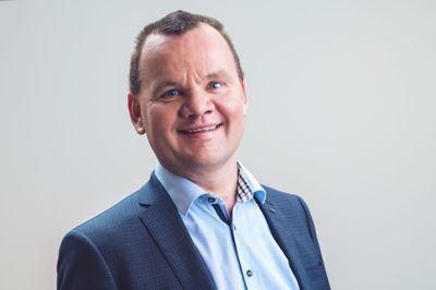 Stig Tore Johnsen, administrerende direktør i Peab Eiendomsutvikling Nord, kan bli ny kommunedirektør i Tromsø kommune.