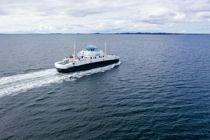 <p>Vestland fylkeskommune får 12 millioner kroner i støtte til elektrifisering av fire hurtigbåter.</p>