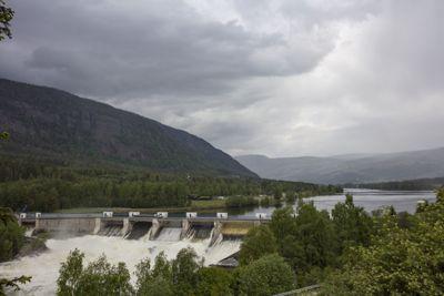 Stortinget sier nei til å åpne vernede vassdrag for mer vannkraftproduksjon.