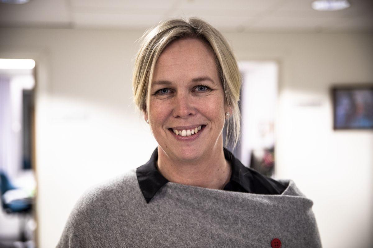 – Jeg anser det som urealistisk at vi greier oss uten eiendomsskatt, sier ordfører Elin Gran Weggesrud i Holmestrand til Kommunal Rapport.