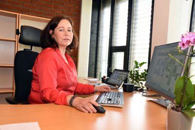 Assisterende rådmann Marit Walle i Nannestad vil ikke ha kryssmitte over kommunegrensene.
