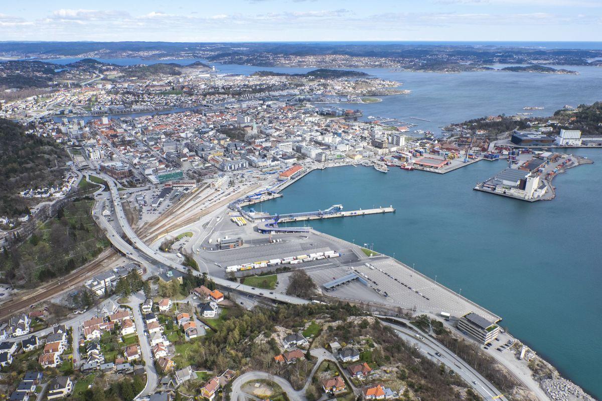 Det er Kristiansand, Stavanger og Arendal som samlet står for størstedelen av økningen i de beregnede kommunale inntektene fra eiendomsskatt – 200 millioner kroner.