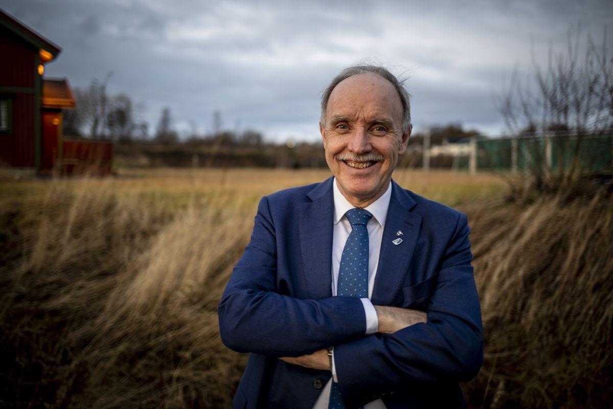 Bø og ordfører Sture Pedersen har satt ned formuesskatten og fått tilflytting. Det vil de få fortsette med under den nye regjeringen.