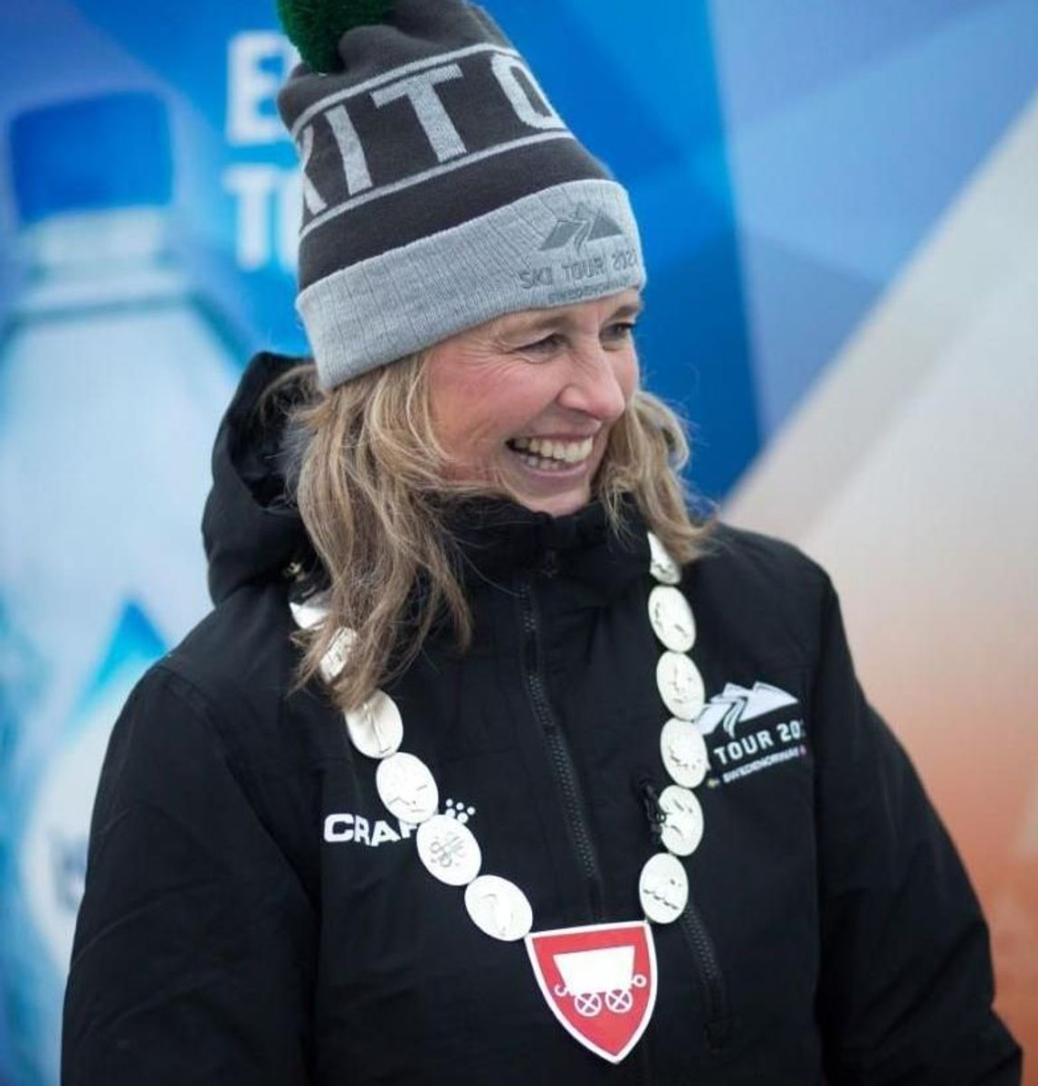 Kjersti Kjenes er ordfører i Meråker og representerer Tverrpolitisk bygdeliste. Også hun stemte for å beholde dagens sats på den kommunale formuesskatten.