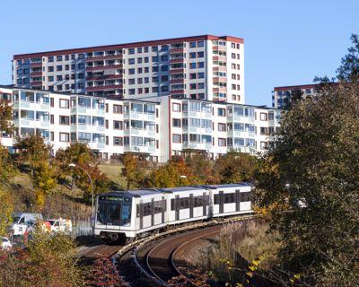Drabantbyene i Groruddalen har de største levekårsutfordringene i Oslo - og Norge.
