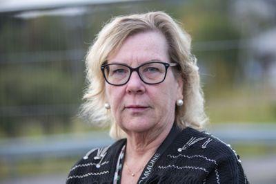 Ordfører i Nittedal Hilde Thorkildsen.