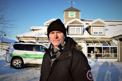 Ordfører Anders Østensen (Ap) i Gjerdrum kommune.