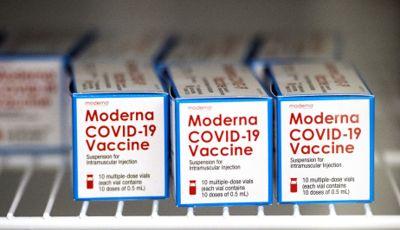 Forsendelser med Moderna-vaksine er trolig snart på vei til Norge.