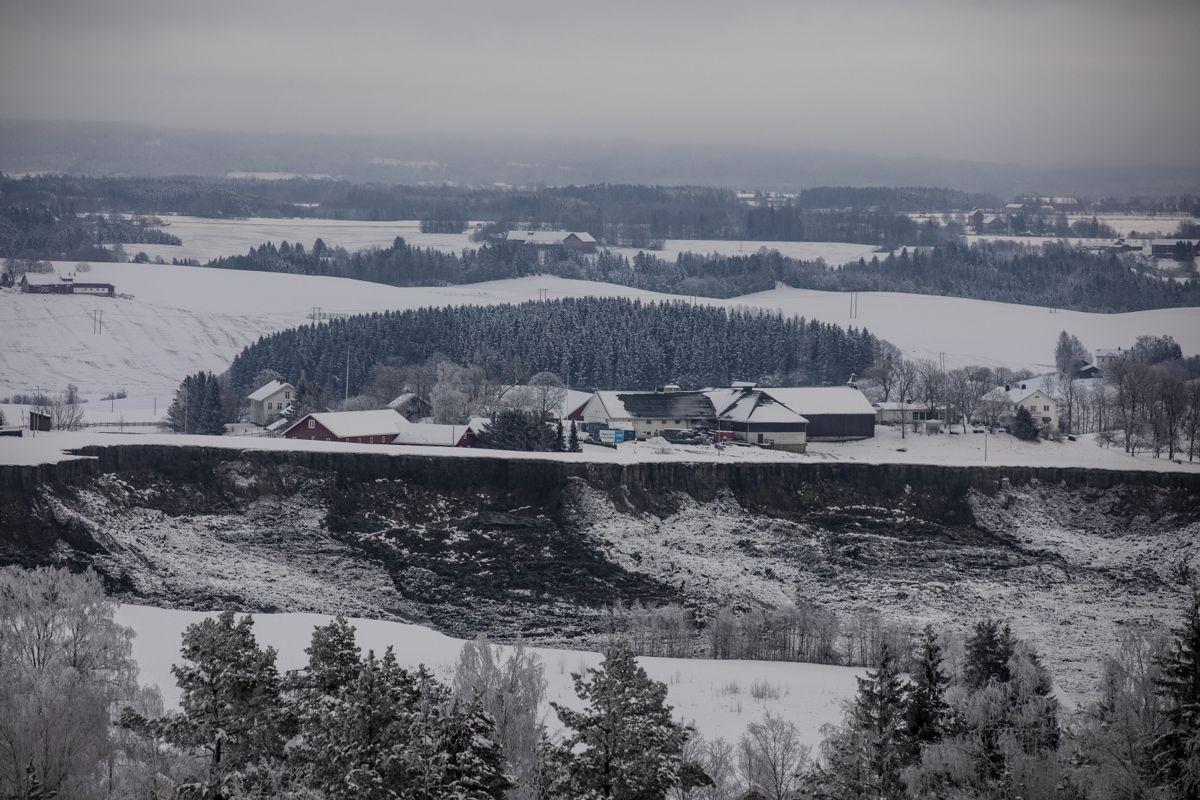 Det er uheldig at samfunnssikkerhetsmeldingen ikke legger større vekt på ressurssituasjonen i kommunene, skriver Odd Jarl Borch, og viser til at kritiske hendelser som skredet i Gjerdrum vi skje igjen.