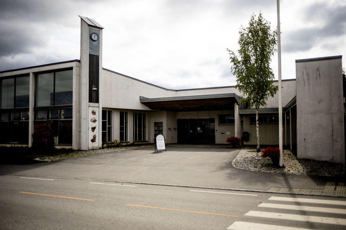1.300 ansatte i Østre Toten kommune er angrepet av et såkalt løspengevirus.