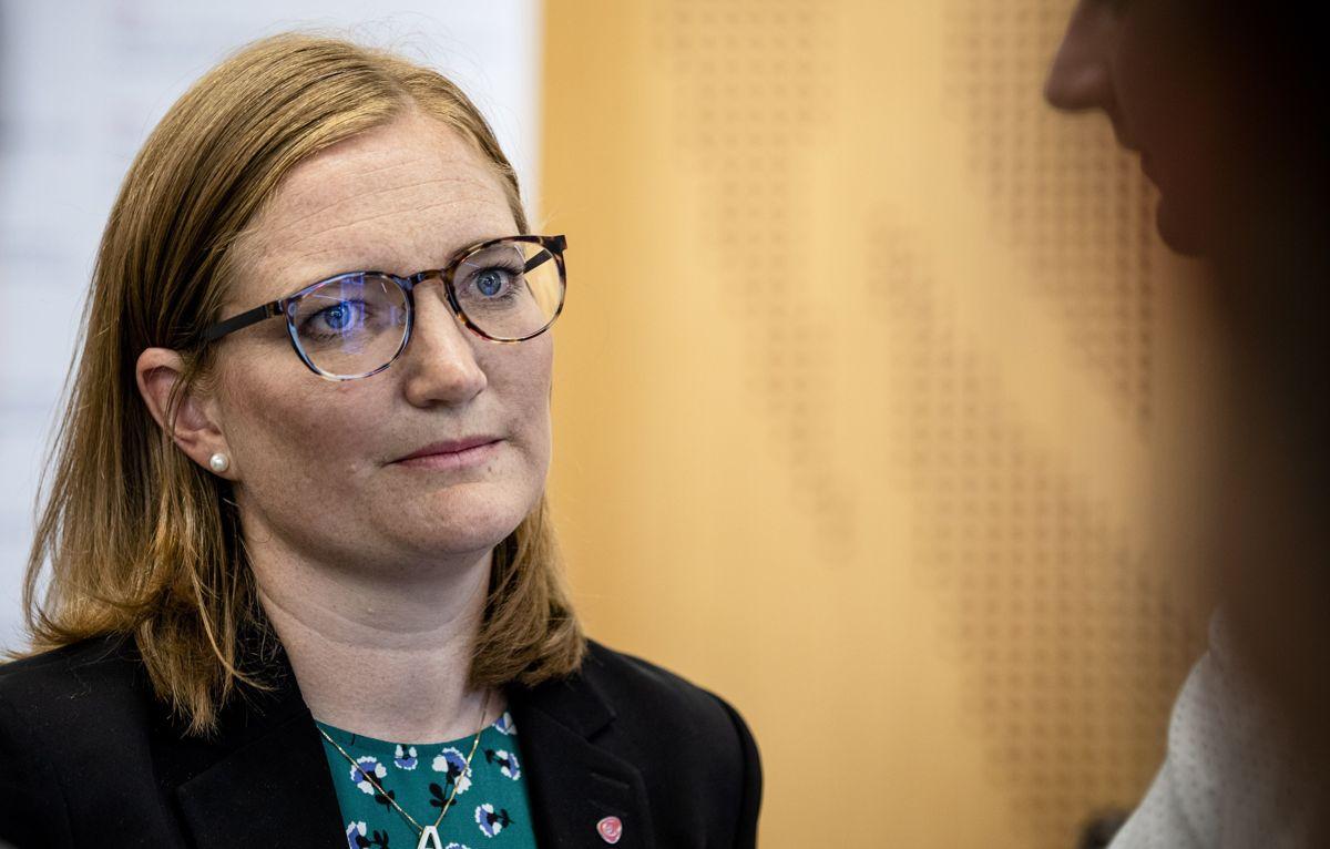 Arbeiderparti-politiker Ida Maria Pinnerød er ordfører i Bodø.