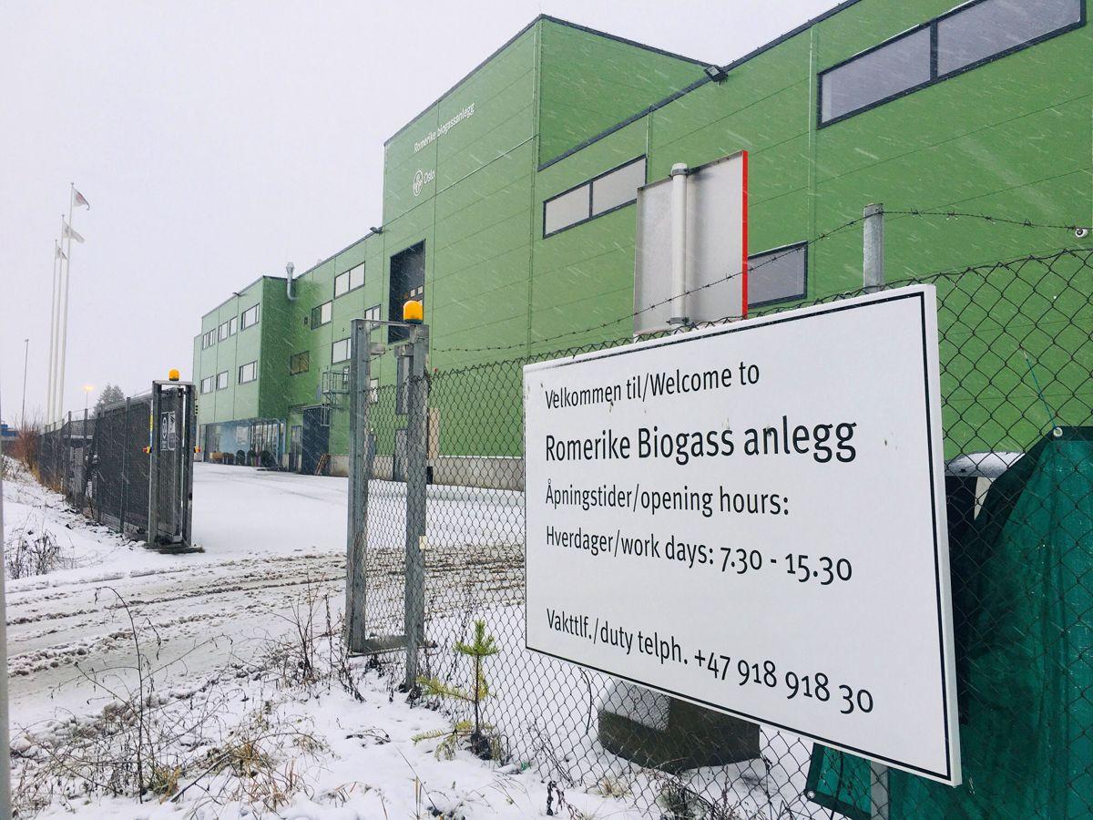 Kraftige utfordringer siden oppstart har bidratt til at Romerike Biogassanlegg har levert negative årsresultater på rundt 100 millioner kroner de siste seks årene.