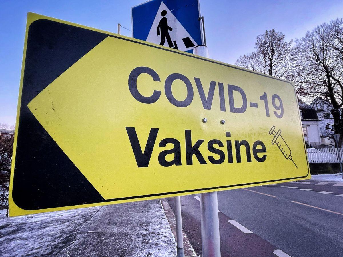 Oslo trenger flere vaksiner, sier helsebyråd Robert Steen.