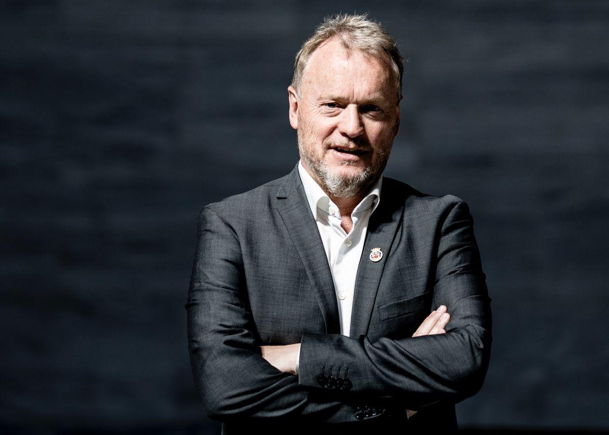 Byrådsleder Raymond Johansen (Ap) i Oslo kjemper for flere vaksinedoser.