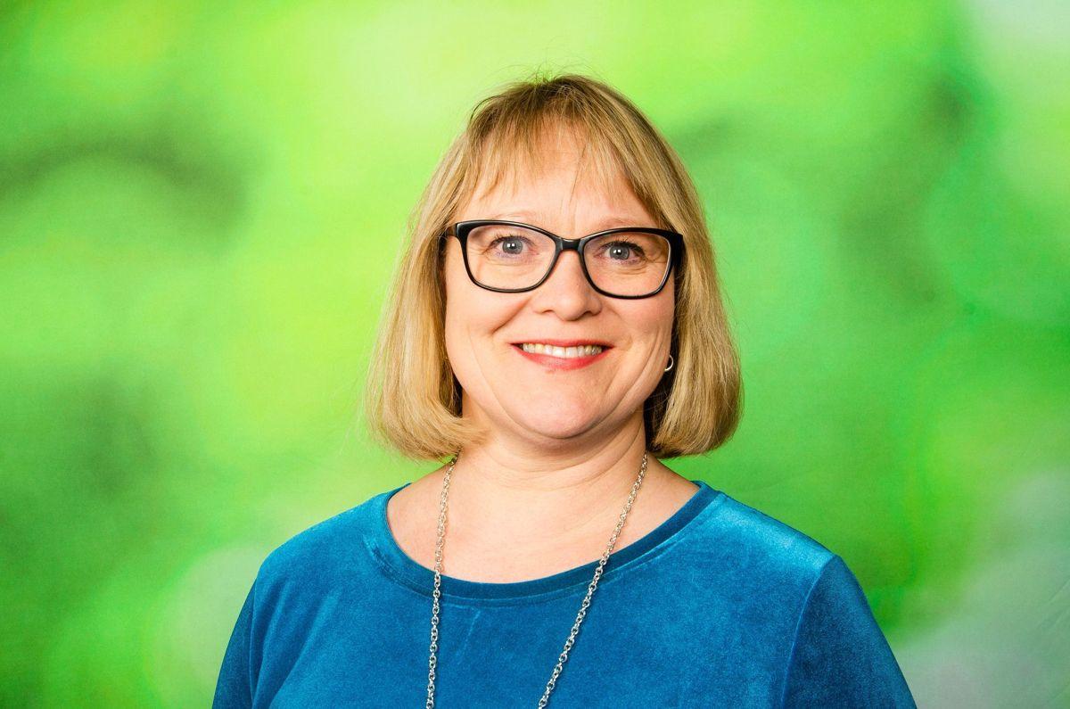 Lena Landsverk Sande (V), ordfører i Vanylven.