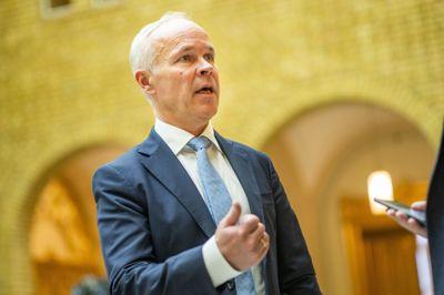 Finansminister Jan Tore Sanner (H) legger fredag fram regjeringens nye perspektivmelding. Meldingen skulle egentlig legges fram i fjor, men ble utsatt på grunn av koronakrisen.