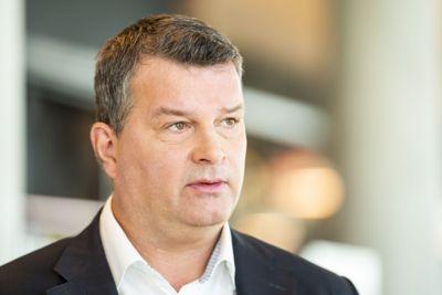 LO-leder Hans-Christian Gabrielsen sier LO ikke kan bli med på en reallønnsnedgang i årets oppgjør. Tirsdag vedtok LO sine krav foran årets lønnsoppgjør.