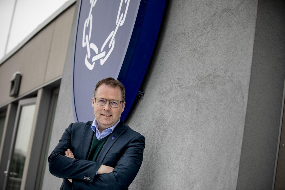 Styreleder Bjørn Arild Gram i KS mener kommunene må få bestemme hvordan de best ivaretar rusmisbrukere.