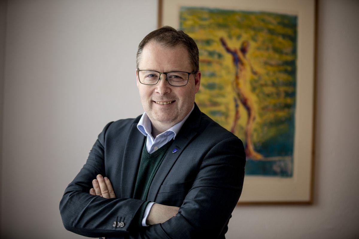– Det er viktig med framdrift, sier styreleder Bjørn Arild Gram i KS om det nye aksjeselskapet.