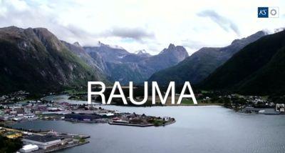 Rauma i Møre og Romsdal er årets næringslivsvert i kategorien kommuner opptil 15.000 innbyggere.