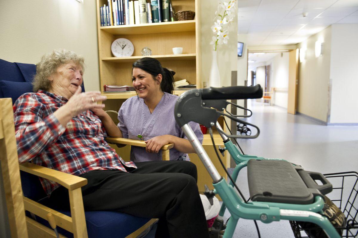Ansatte i helse- og omsorgstjenestene har mange ganger vist at de er omstillingsdyktige, skriver Torbjørn Bjørklund, og viser at nye løsninger som er velutprøvde, finnes i markedet.