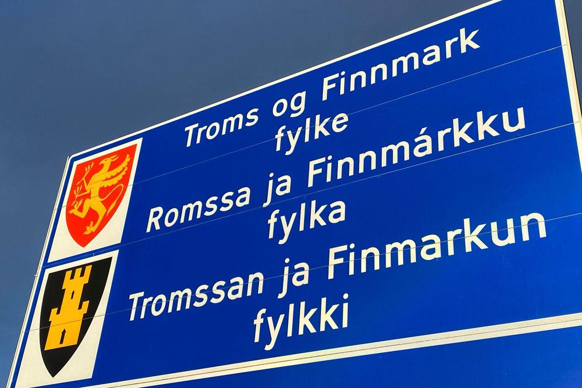 Troms og Finnmark fylkeskommune bør deles fort etter stortingsvalget, mener fylkeskommunen selv.