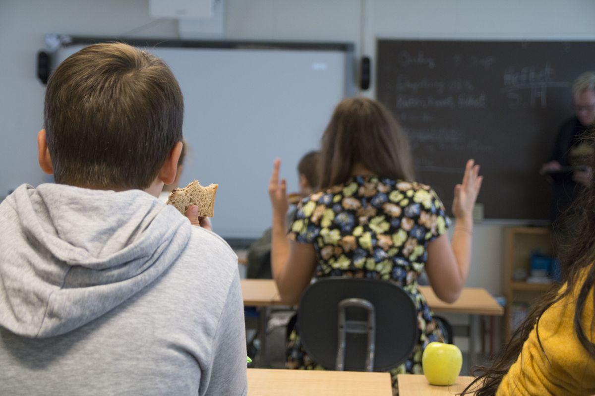 Over 40 prosent oppgir at de ikke får nødvendig hjelp til å håndtere utagerende elever.