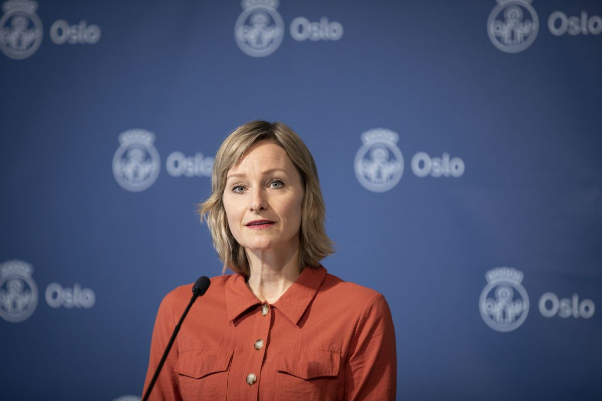 Byråd for oppvekst og kunnskap i Oslo, Inga Marte Thorkildsen (SV) er bekymret for at obligatorisk veiiing av barn kan ha uheldige bivirkninger.