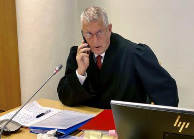 – Familien er glad for å slippe en ny runde i retten, sier advokat Pål A. Eide. Bildet er fra da tingretten behandlet saken.