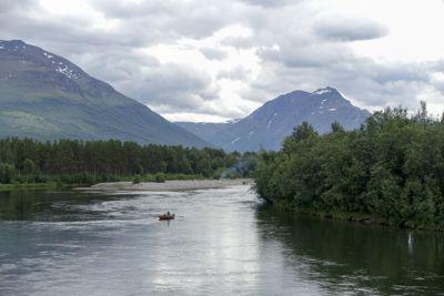 I Nordland og Troms får staten alle inntekter fra statlig eid utmark. Det vil to kommuner ha en slutt på.