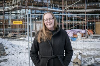 Lise Selnes (Ap), ordfører i Nord-Odal, er positivt overrasket over søkertilfanget. Bildet er tatt ved en tidligere anledning.