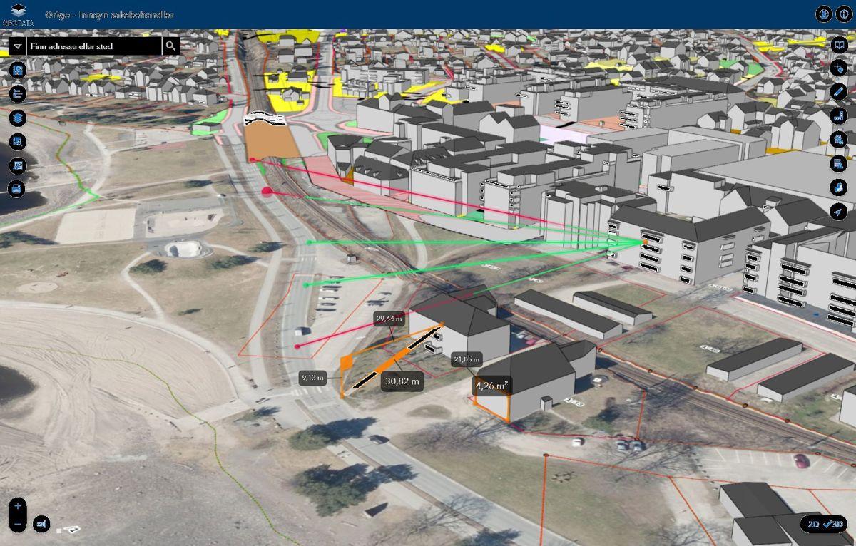 Geodata lanserer en komplett, nøkkelferdig innovasjonsplattform for norske kommuner.