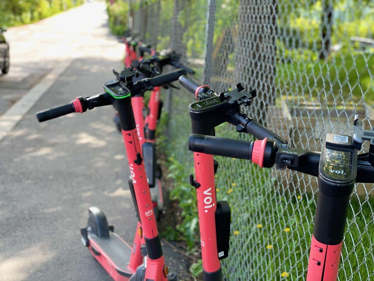 Innføring av en promillegrense på elsparkesykkel er et av forslagene som nå skal tas opp.