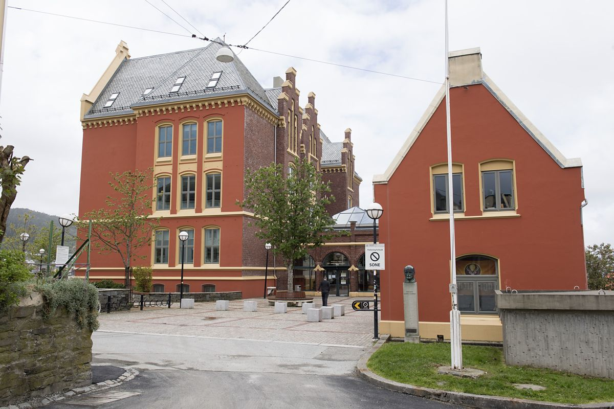 Masterprogrammet er utviklet ved det juridiske fakultet ved UiB.