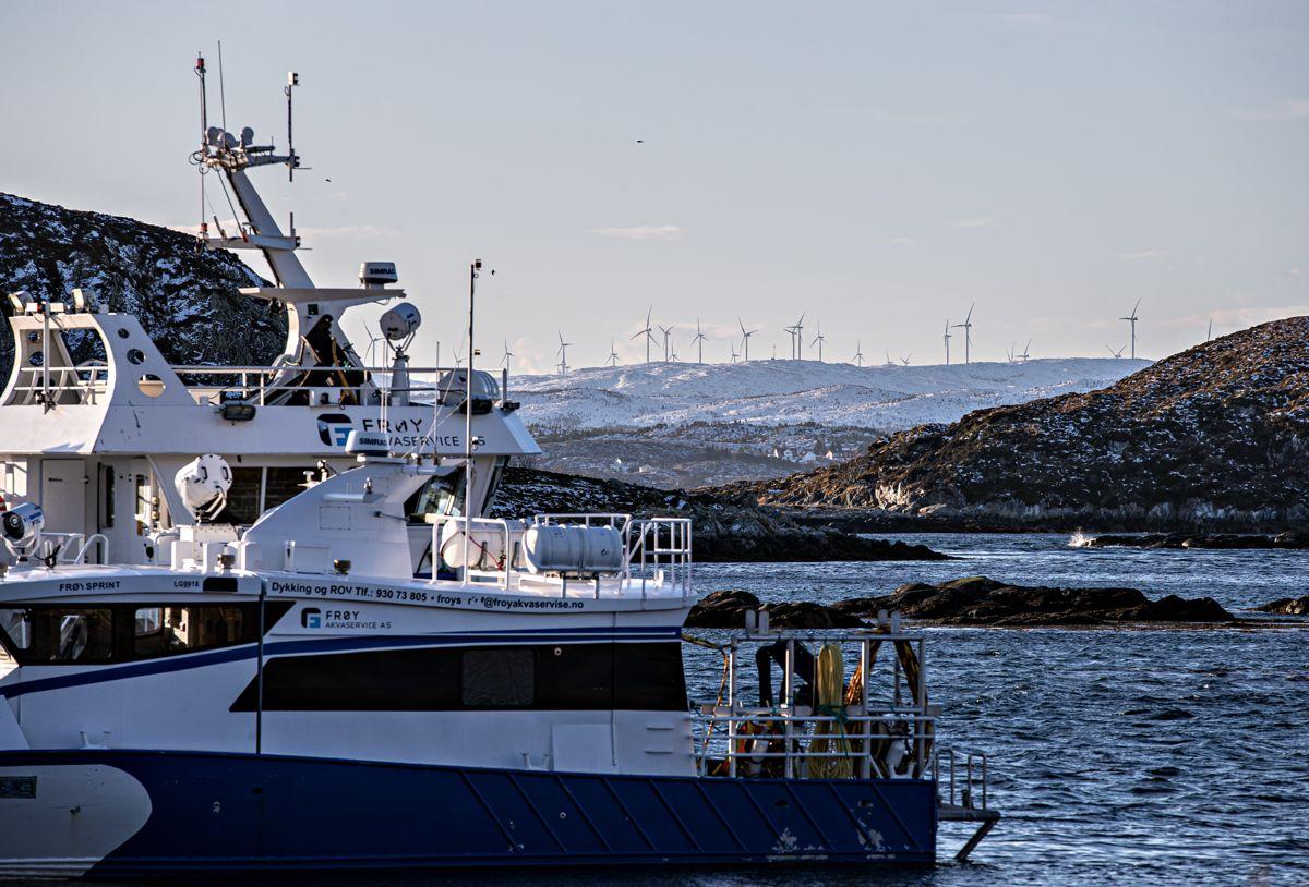 Stadig nye næringer melder seg på med krav om plass i kystsonen, skriver Kristin F. Strømskag og Tom Myrvold.