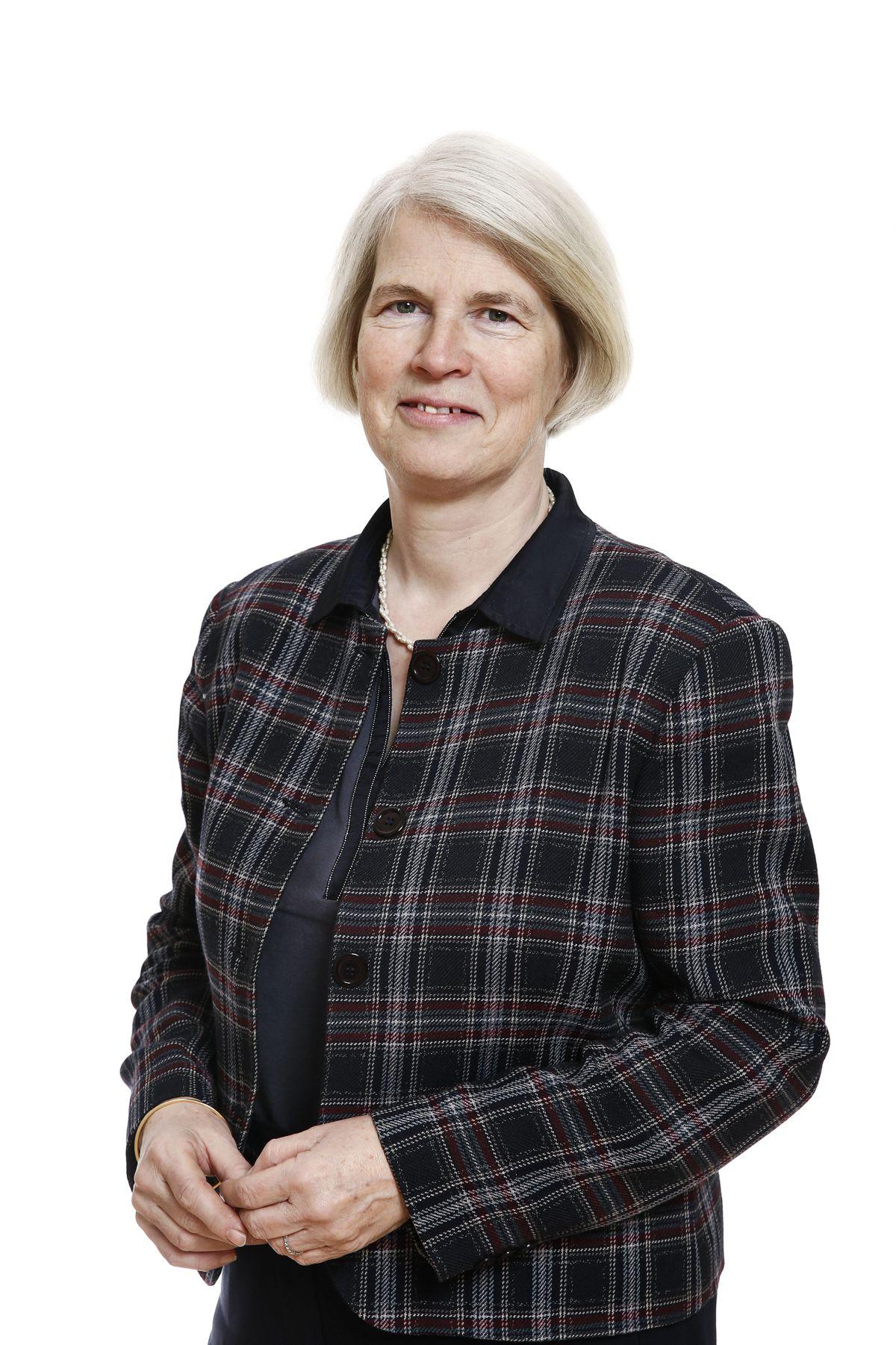 Leder forCenter for Offentlig Innovation i Danmark, Pia Gjellerup, mener den norske modellen er effektiv og fleksibel. Hun vil gjerne ha en tilsvarende ordning i Danmark. Foto: Center for Offentlig Innovasjon