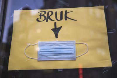 Det er fortsatt påbud og oppfordring om å bruke munnbind i flere kommuner rundt om i landet, men ikke lenger noe nasjonalt råd.