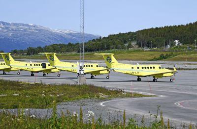 Fylkesrådslederen i Troms og Finnmark reagerer på Helsetilsynets rapport som sier ambulanseflytjenesten i Nord-Norge er uforsvarlig.