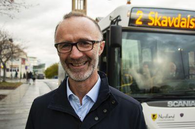 Flere forhold, men særlig lav rente og et billig lønnsoppgjør, bidro til tidenes resultat i Nordland i 2020, ifølge fylkesrådets nestleder Svein Eggesvik (Sp).