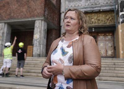 Oslo Høyres gruppeleder Anne Haabeth Rygg vil prøve å finne et flertall for et nytt borgerlig byråd i Oslo.