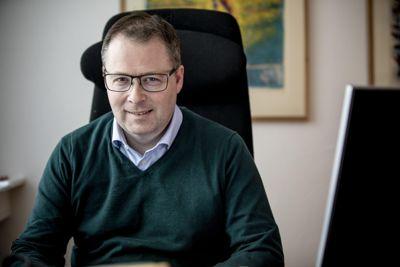 Bjørn Arild Gram, styreleder i KS, har klare forventninger til en rødgrønn regjering.