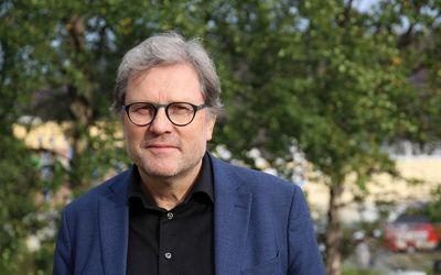 Stein Ovesen, administrasjonssjef i Troms og Finnmark fylkeskommune, fikk lønnsøkning på 220.000 kroner etter sammenslåingen.