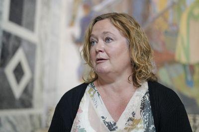 Høyres gruppeleder Anne Haabeth Rygg gir opp muligheten for at Høyre kan danne byråd i Oslo.