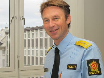 Jon Steven Hasseldal har vært leder for Utrykningspolitiet siden høsten 2019. Han kom da fra stillingen som politimester i Øst politidistrikt.