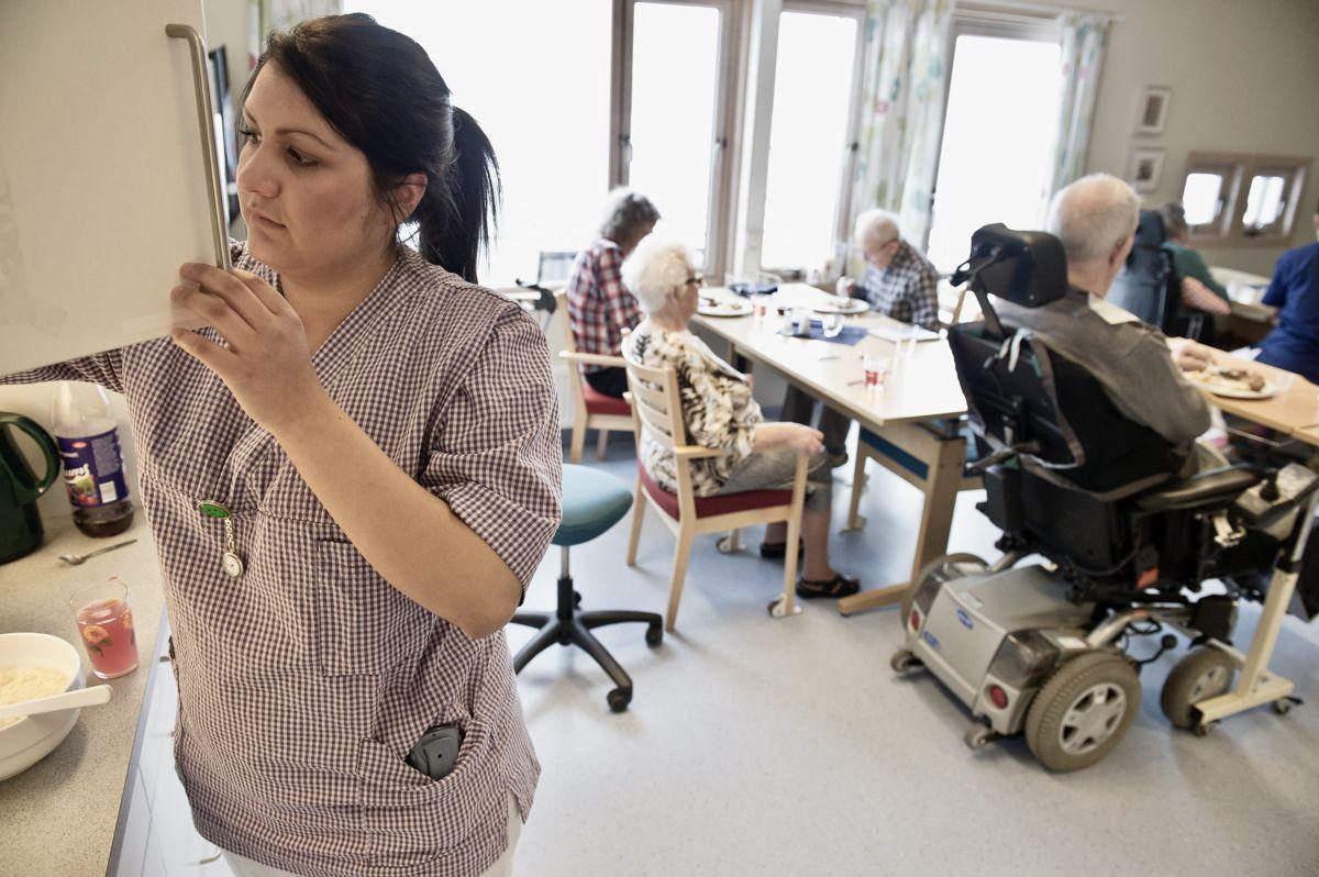Hos oss er døren åpen for både Senter for omsorgsforskning og andre forskningsmiljøer til fortsatt samarbeid om forskning, skriver ledere i Bergen kommune.
