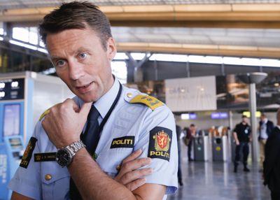 UP-sjef Jon Steven Hasseldal fikk toppjobben i Ålesund kommune. Det var seks søkere til stillingen.