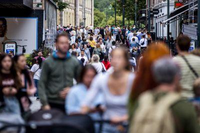 Det er registrert 140 nye koronatilfeller i Oslo, det høyeste døgntallet siden starten av juni.